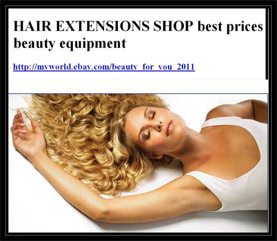 Sklep Beauty For You -  Przedłużanie Włosów, Włosy